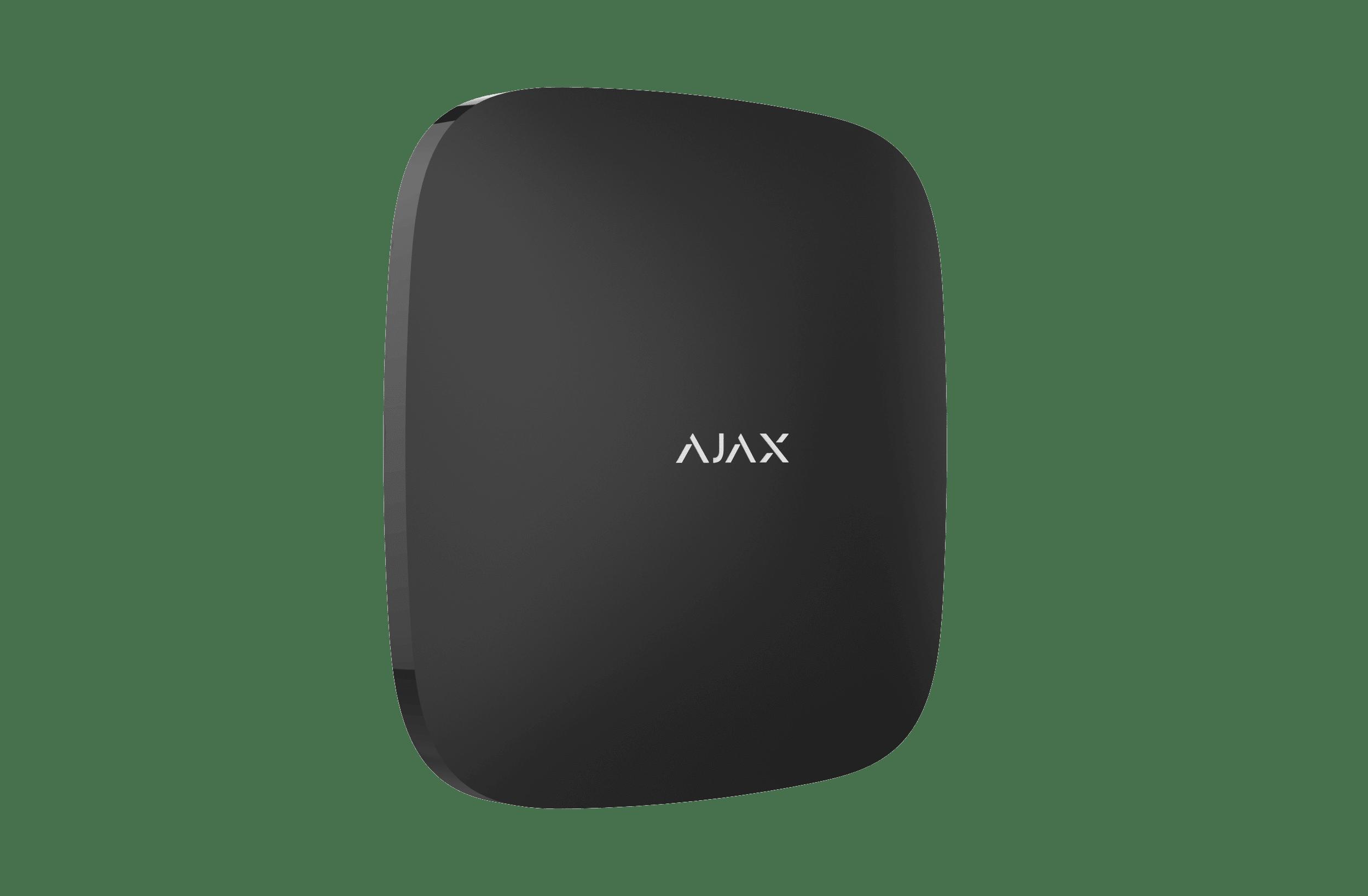 Ajax Hub musta