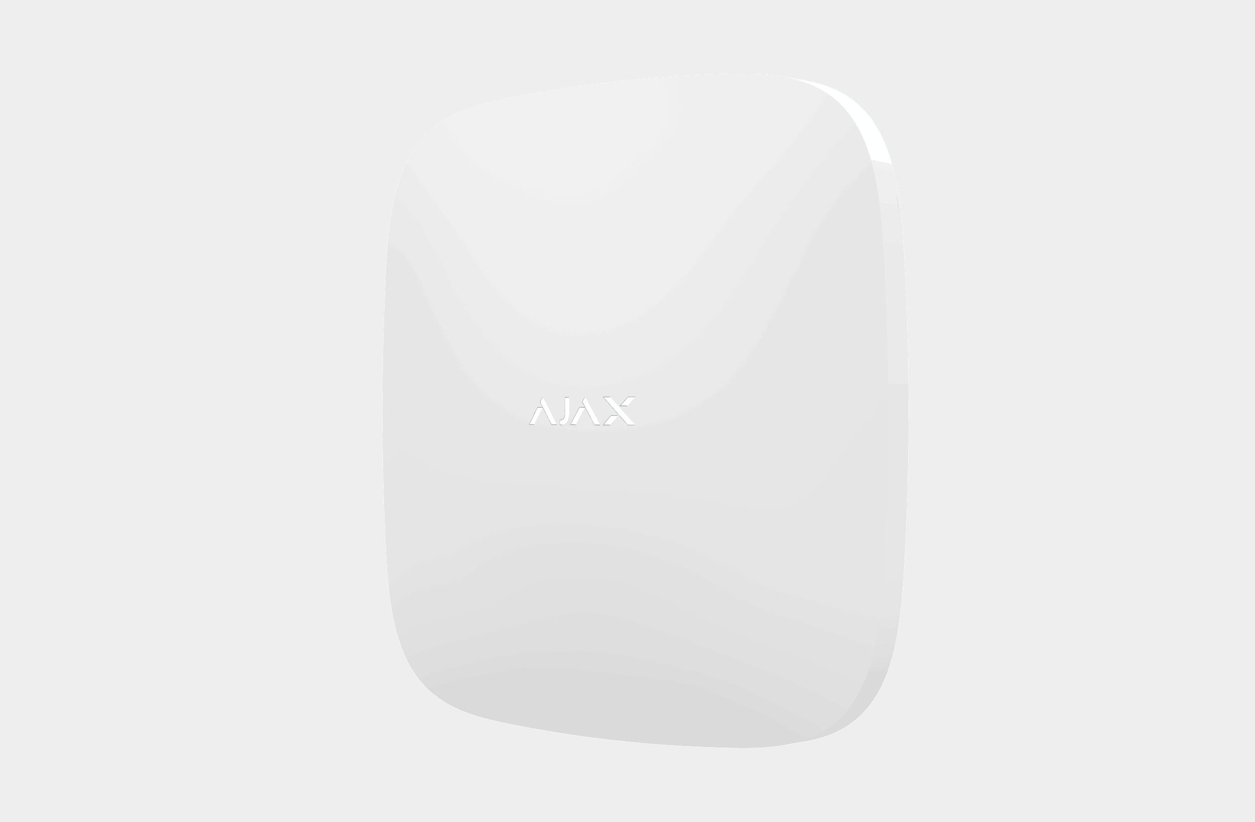 Ajax Hub valkoinen