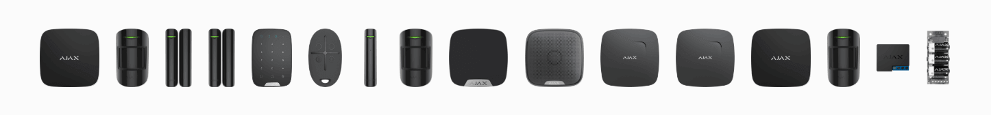 Ajax Hälytysjärjestelmä